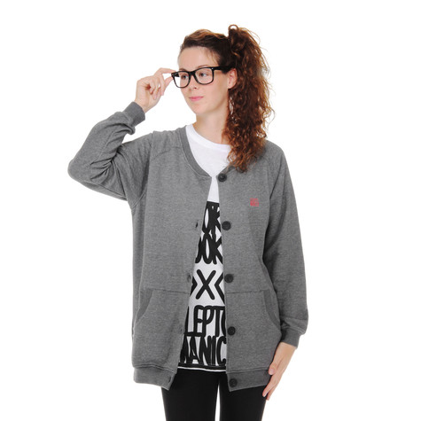 Cleptomanicx - Ahso Women Cardigan