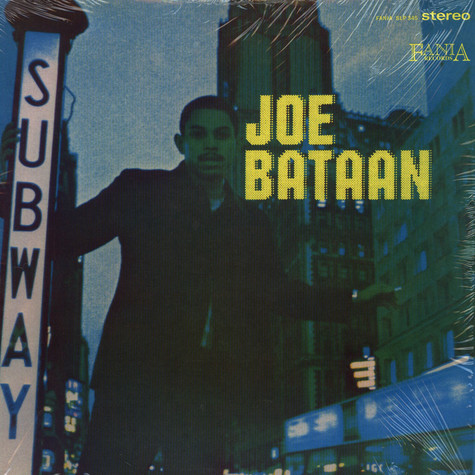 Joe Bataan - Subway joe