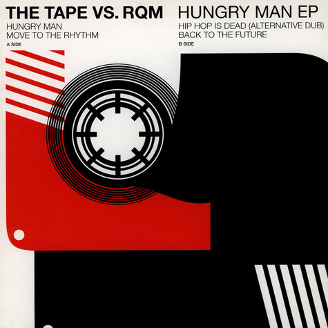 Tape vs. RQM, The - Hungry Man EP