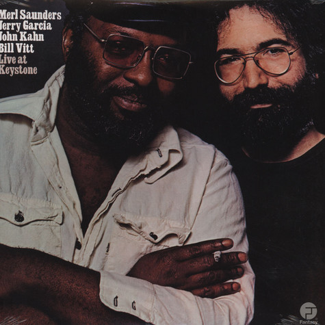 Merl Saunders / Jerry Garcia - Live At Keystone