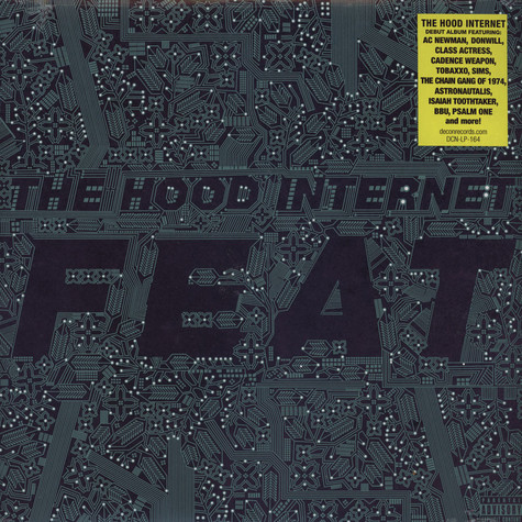 Hood Internet, The - Feat