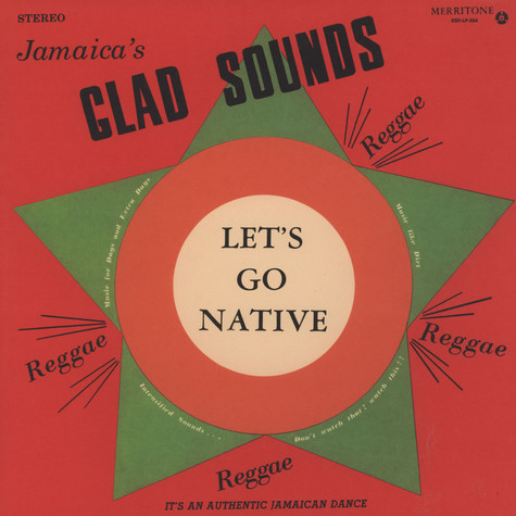 Jamaica's Glad Sounds - Let's Go Native