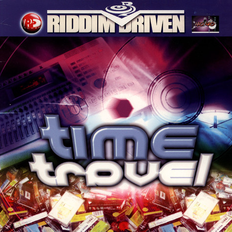 V.A. - Riddim Driven: Time Travel