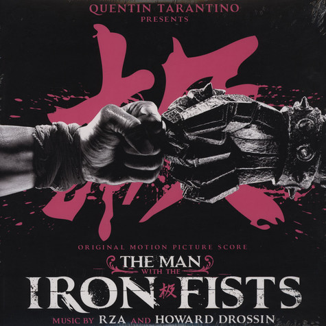 RZA - The Man With The Iron Fists Score