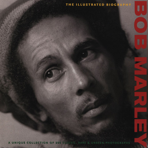 Martin Andersen - Bob Marley Illustrated Biography