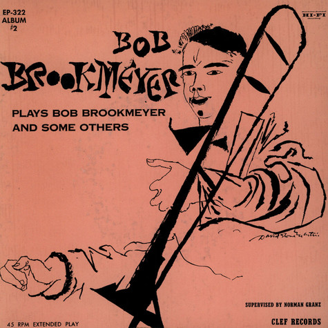 Bob Brookmeyer - Bob Brookmeyer Plays Bob Brookmeyer And Some Others #2