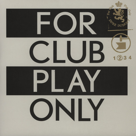 Duke Dumont - For Club Play Only Part 2