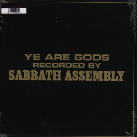 Sabbath Assembly - Ye Are Gods
