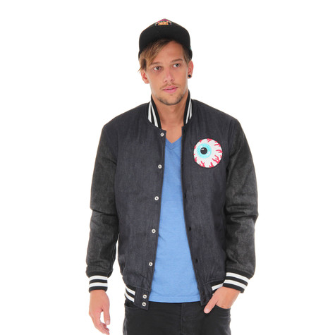 Mishka - Keep Watch Varsity Jacket