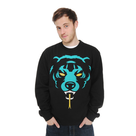 Mishka - Oversize Adder Crewneck Sweater