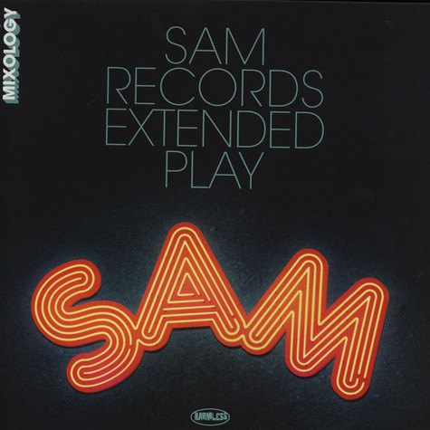 V.A. - SAM Records Extended Play 3 (Catz 'N Dogz / Runaway)
