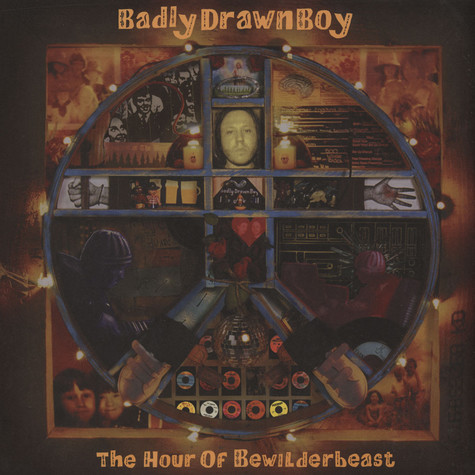 Badly Drawn Boy - Hour Of Bewilderbeast