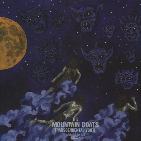 Mountain Goats, The - Transcendental Youth