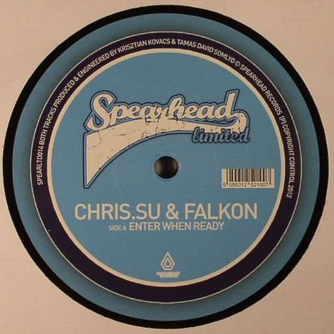 Chris SU & Falkon - Enter When Ready