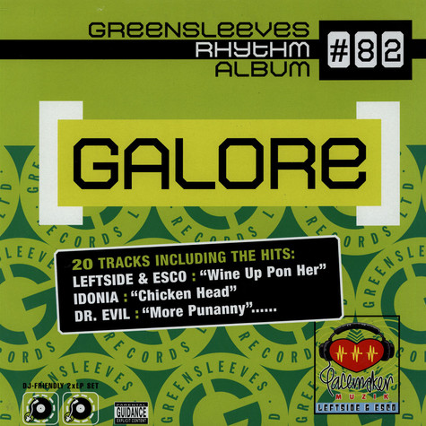 Greensleeves Rhythm Album #82 - Galore