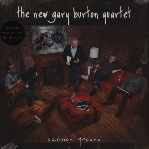 Gary Burton - Common Ground