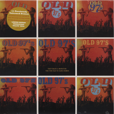 Old 97'S - They Made A Monster