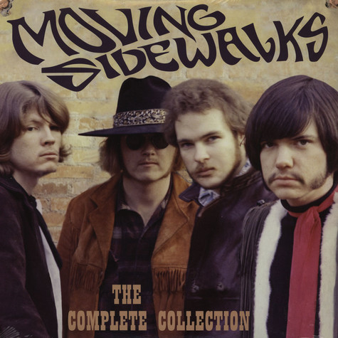Moving Sidewalks - Complete Collection