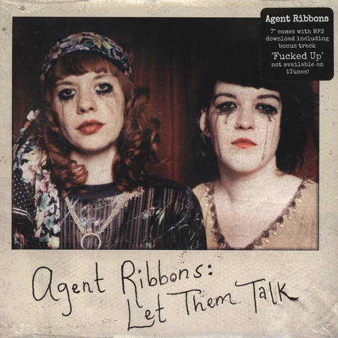 Agent Ribbons - Let Them Talk