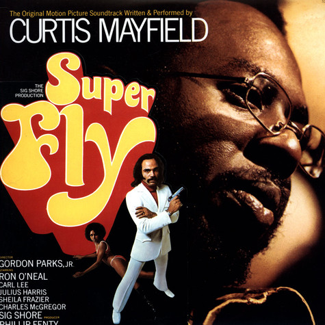 Curtis Mayfield - OST Superfly