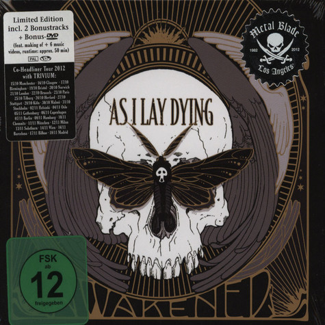 As I Lay Dying - Awakened Deluxe
