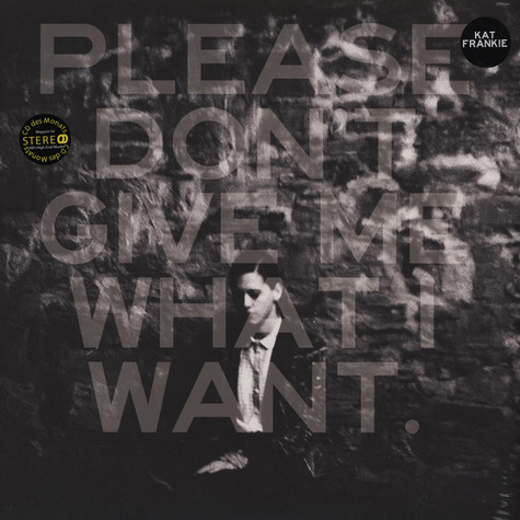 Kat Frankie - Please Don't Give Me What I Want