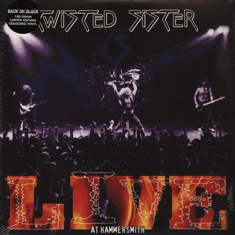 Twisted Sister - Live At Hammersmith 84