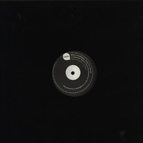 "Steven J Aka Wobblejay - Groove Your World EP (12"")"