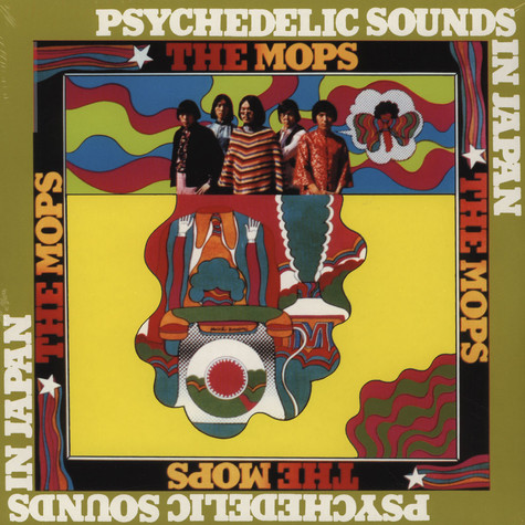 Mops, The - Psychedelic Sounds In Japan