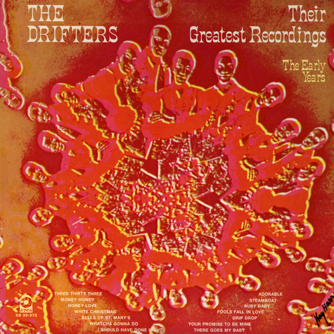 Drifters, The - Their Greatest Recordings, The Early Years