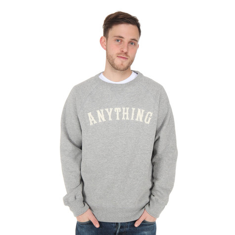 aNYthing - Old School Crew Neck Sweater