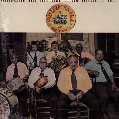 Preservation Hall Jazz Band - New Orleans  Vol. II
