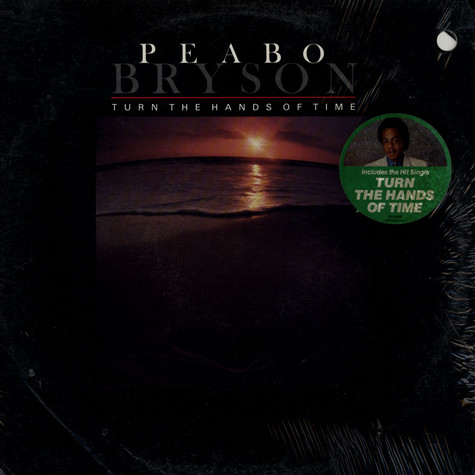 Peabo Bryson - Turn The Hands Of Time