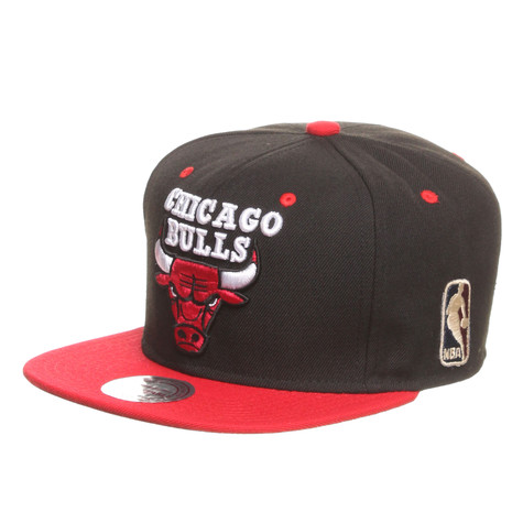 Mitchell & Ness - Chicago Bulls NBA 2 Tone Snapback Cap Special Edition