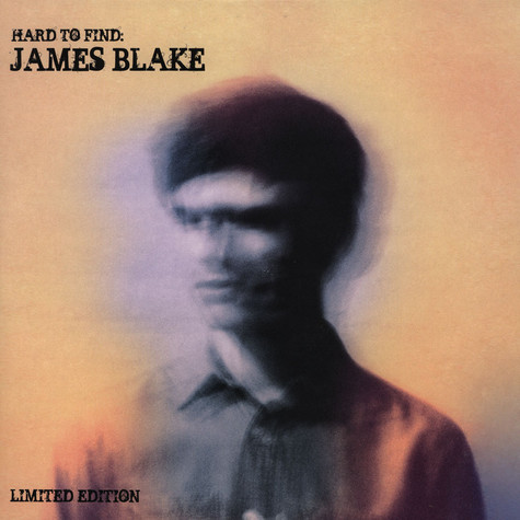 James Blake - Hard To Find