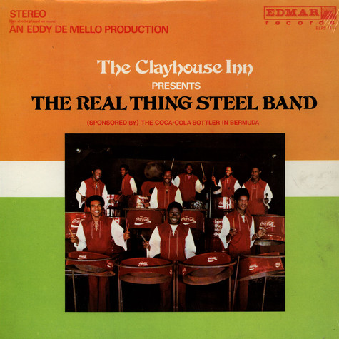 Real Thing Steel Band, The - The Real Thing Steel Band At Clay House Inn, Bermuda