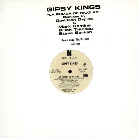 Gipsy Kings - La Rumba De Nicolas
