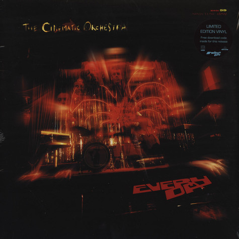 Cinematic Orchestra, The - Everyday