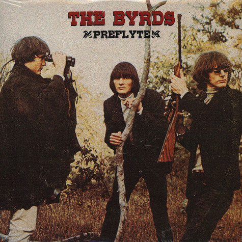 Byrds - Preflyte Plus