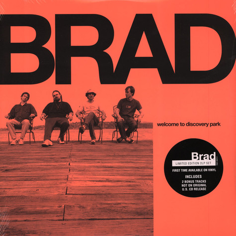 Brad - Welcome To Discovery Park