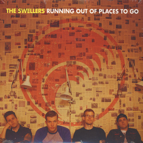 Swellers - Running Out Of Places To Go