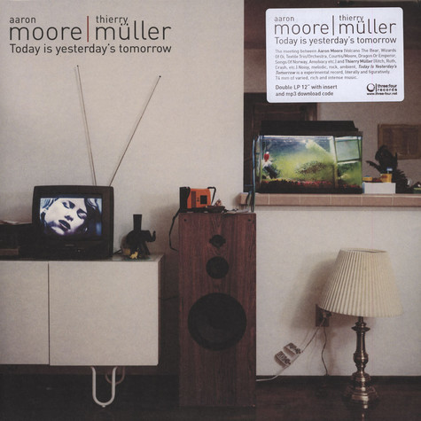 Aaron Moore & Thierry Muller - Today Is Yesterday's Tomorrow