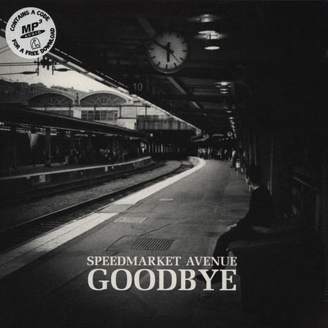 Speedmarket Avenue - Goodbye