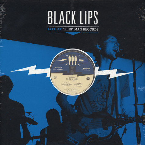 Black Lips, The - Third Man Live