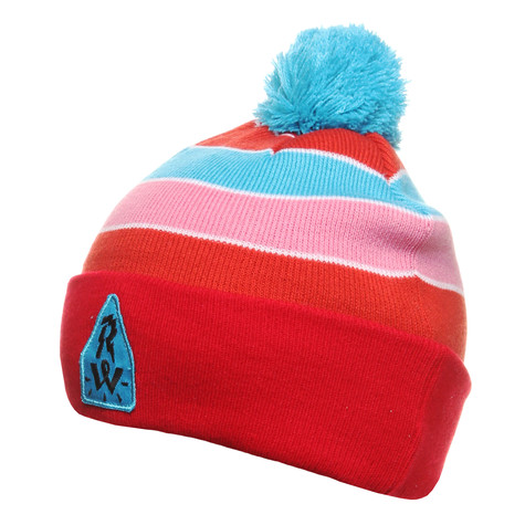 Rockwell - Multicolor Beanie