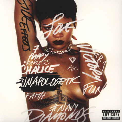 Rihanna - Unapologetic  Deluxe Edition