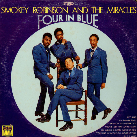 Miracles, The - Four In Blue