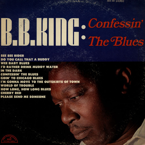 B.B. King - Confessin' The Blues