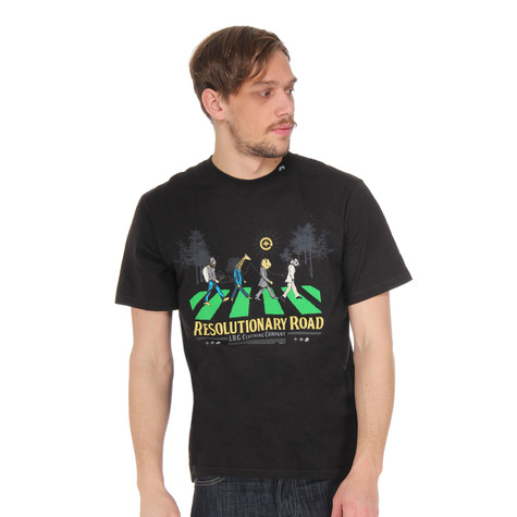 LRG - Resolutionary Road T-Shirt