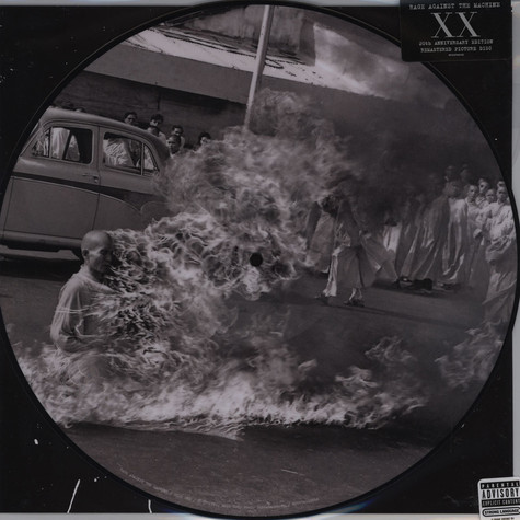 Rage Against The Machine - Rage Against The Machine Picture Disc Edition